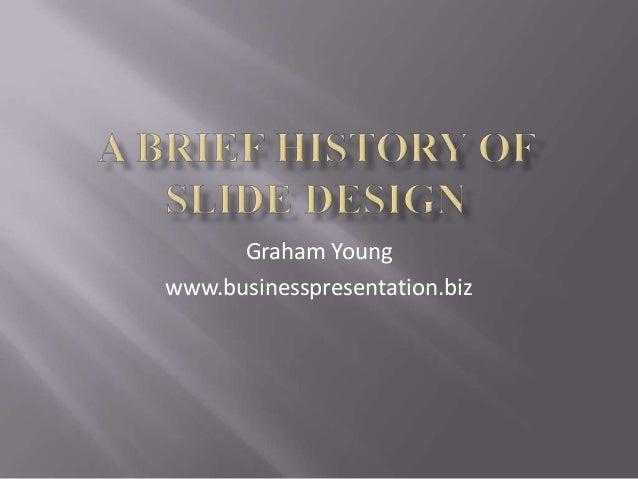 Graham Young www.businesspresentation.biz