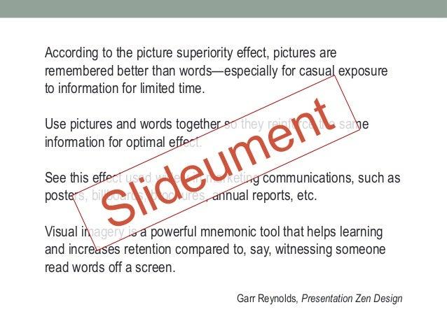 Visual Slide Design: Translating ideas into images Slide 3