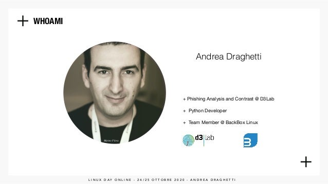 Gophish: Simuliamo una campagna di phishing Slide 2