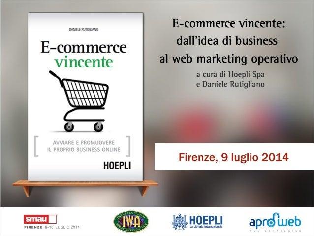 """Daniele Rutigliano L'AUTORE Laureato in """"Informatica e Comunicazione Digitale"""", è titolare della web agency Aproweb, www.a..."""