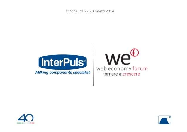 Cesena, 21-22-23 marzo 2014
