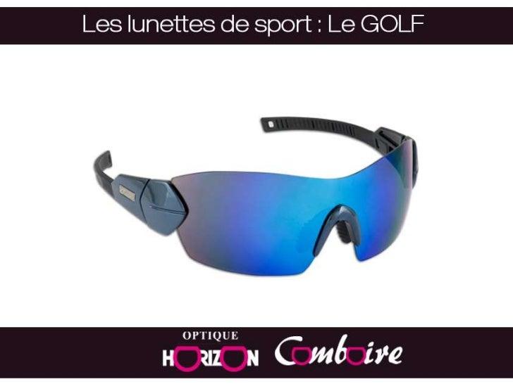 Optique Horizon Comboire - lunettes de golf