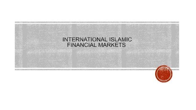 International Islamic Financial Market Iifm