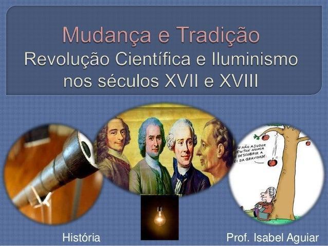 História Prof. Isabel Aguiar