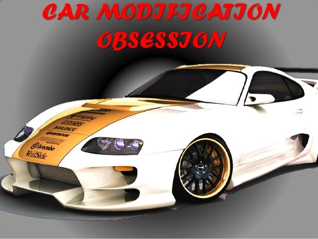 Automotive modification