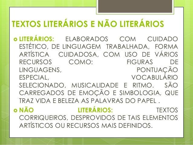 EXEMPLOS: LITERÁRIO O engenheiro ( João Cabral de Melo Neto) A luz, o sol, o ar livre envolvem o sonho do engenheiro O eng...