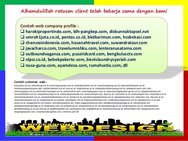 Contoh Desain Website Rumah Sakit - Desain Rumah Mesra