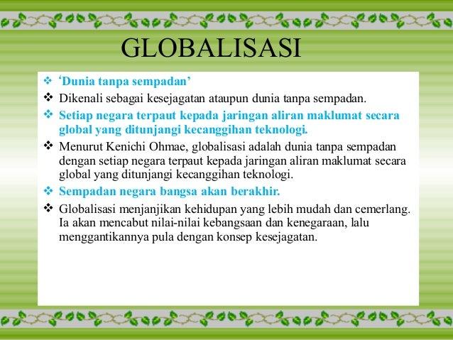 Tajuk Cabaran Cabaran Dalam Proses Pembinaan Negara Bangsa