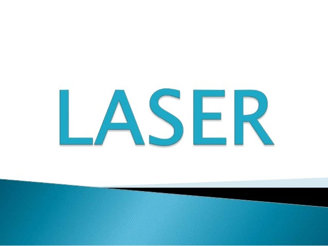 O laser é um aparelho que emite feixes de radiação de luz terapêutica cujo os principais objetivos são:  Cicatrização de ...