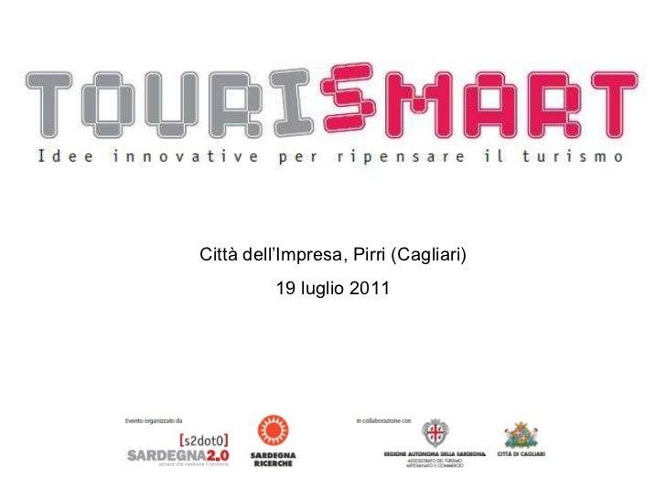 Città dell'Impresa, Pirri (Cagliari) 19 luglio 2011