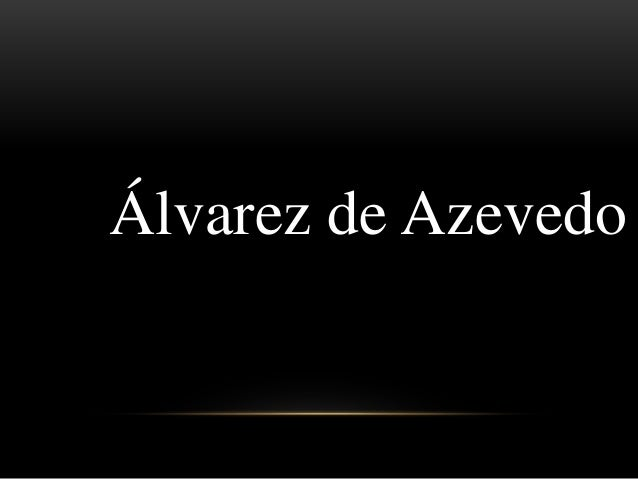 Álvarez de Azevedo