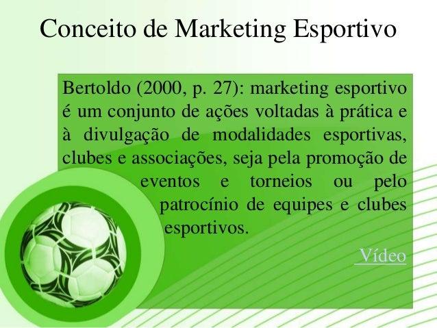 Slide marketing esportivo 764838877718e