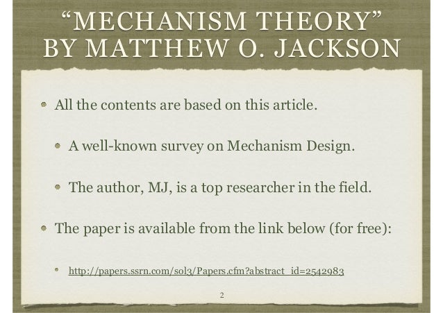 introduction to mechanisms Five of the articles introduce potential mechanisms that lack empirical evidence   note: outcome effects and mechanisms are described as reported by authors.