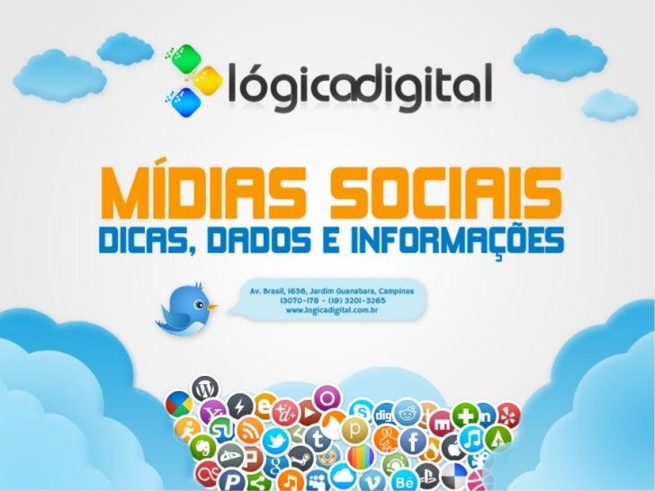 Mídias sociais: sistemas online, projetados para permitir ainteração social, a partir do compartilhamento e da criação  co...
