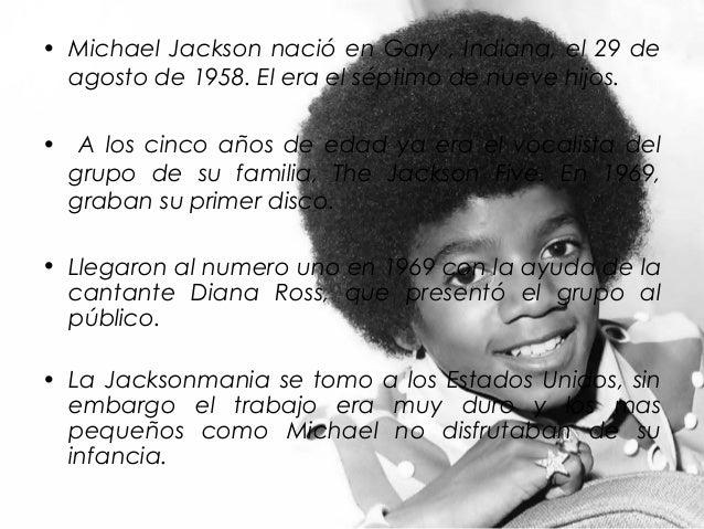 Michael jackson espa ol for En que ano murio michael jackson