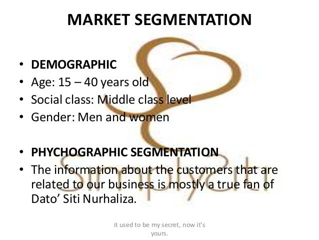 market segmentation the body shop malaysia Wwwomniturecom | 18777227088 online marketer's segmentation guide segmentation benefits customers today's customers expect—no, they demand relevancy market segmentation is the process in marketing of dividing a market into distinct subsets (segments.