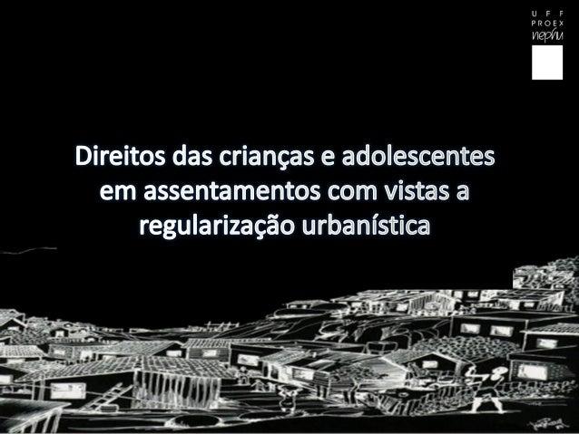 Núcleo de Estudos e Projetos Habitacionais e Urbanos /                     NEPHU UFF                       PROEXT         ...