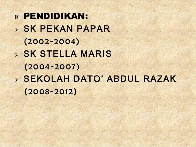 Slide ceramah untuk pmr