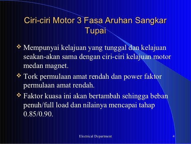Slide Pnp 3 Phase Motor