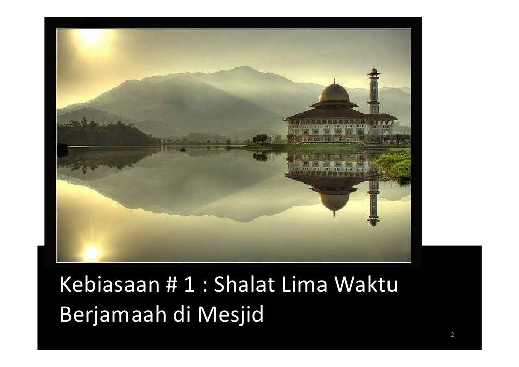 Presentasi Motivasi Islami - Presentasi Islam Slide 2