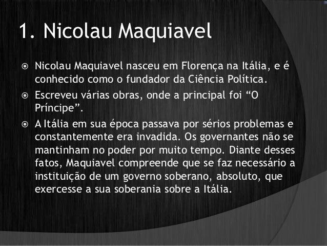 Visão do governo Dilma Rousseff por uma ótica maquiavélica. Slide 2