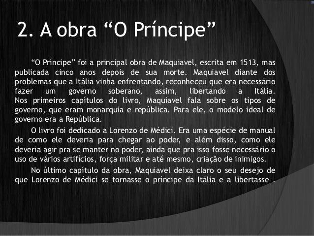 Visão do governo Dilma Rousseff por uma ótica maquiavélica. Slide 3