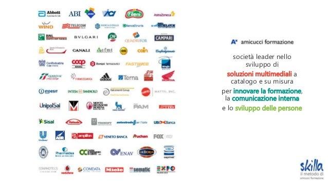 società leader nello sviluppo di soluzioni multimediali a catalogo e su misura per innovare la formazione, la comunicazion...
