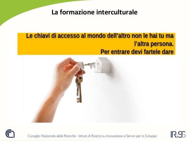 La formazione interculturale