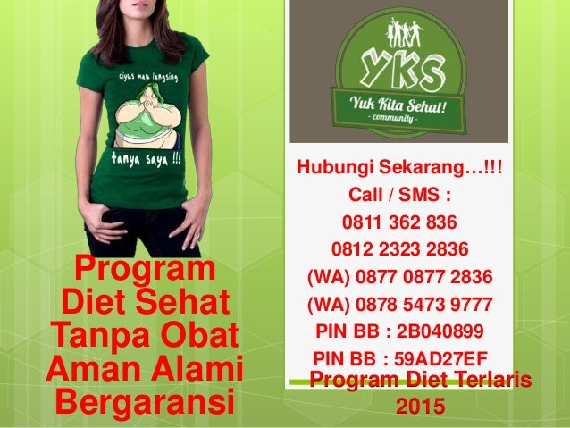 WA 0878 5473 9777 Cara Diet Sehat Diet Alami Diet Tanpa