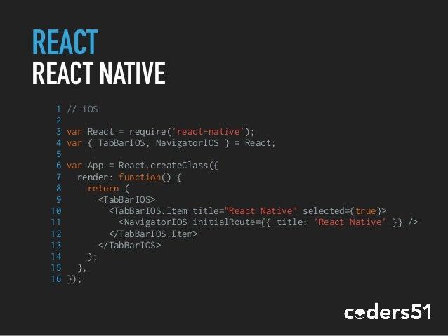 Workshop React.js Slide 49