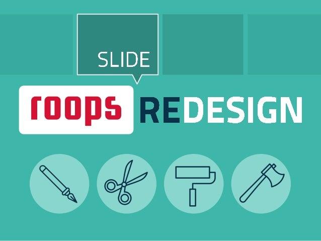 Redesign presentatie slide voorbeelden in powerpoint