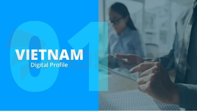 Vietnam Digital Advertising Report (H1, 2018) Slide 3