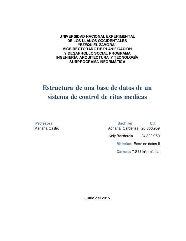 """UNIVERSIDAD NACIONAL EXPERIMENTAL DE LOS LLANOS OCCIDENTALES """"EZEQUIEL ZAMORA"""" VICE-RECTORADO DE PLANIFICACIÓN Y DESARROLL..."""