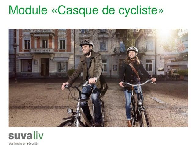 Module «Casque de cycliste»
