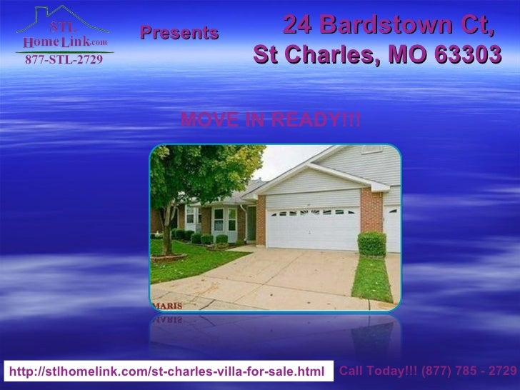 St Charles Condos for Sale - Villa for Sale in Saint Charles MO