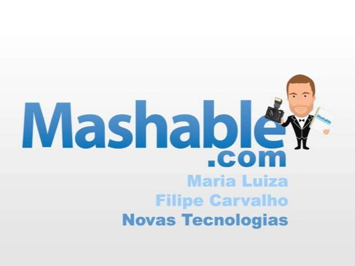 Web 2.0 - Mashable.com
