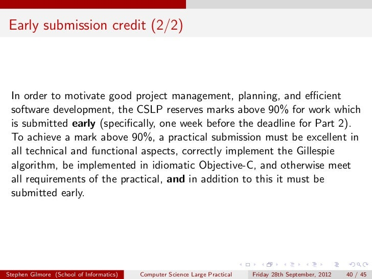 Nottingham computer science coursework submission