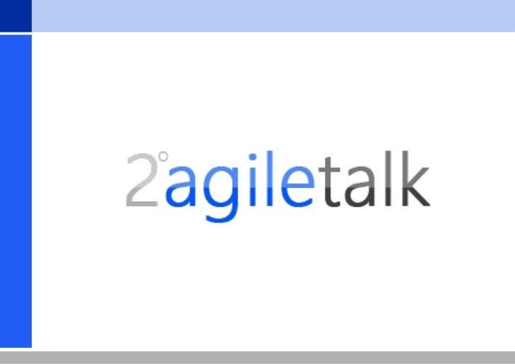 CONTEÚDO                                      1- Sobre mim                                           pág. 32º Agile Talk -...