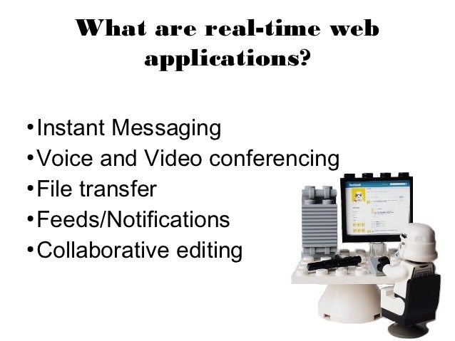 Real-time, collaborative applications in Plone Slide 2