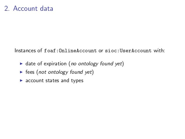 Account states and types   The general state of a patron's account in a library.   0. active (may use most services)   1. ...