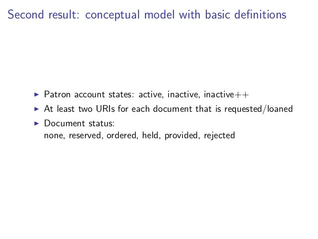 What's next      Implement PAIA as API to get real world data instead of toy      examples.      Express this conceptual m...