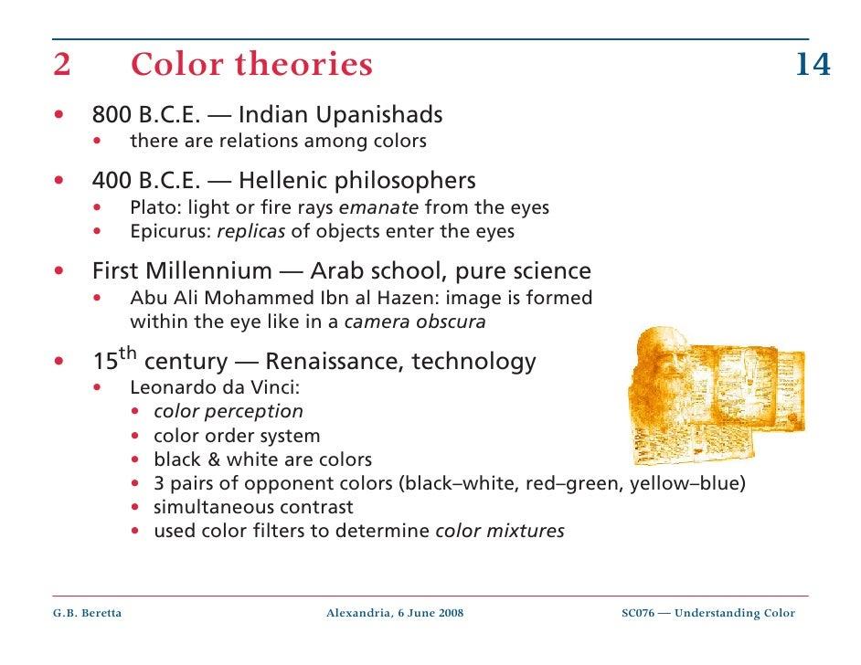 Understanding Color Theory understanding color