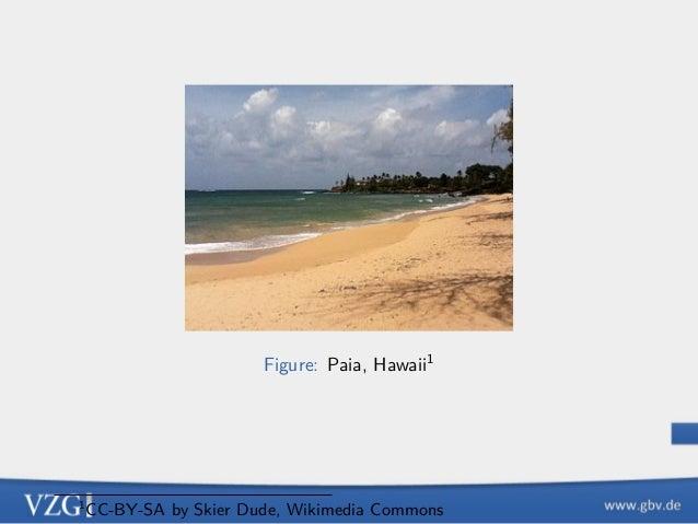 Figure: Paia, Hawaii1 1 CC-BY-SA by Skier Dude, Wikimedia Commons