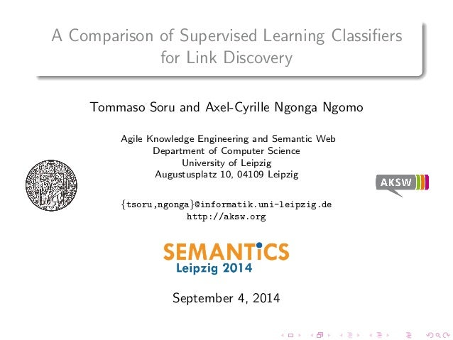 A Comparison of Supervised Learning Classi
