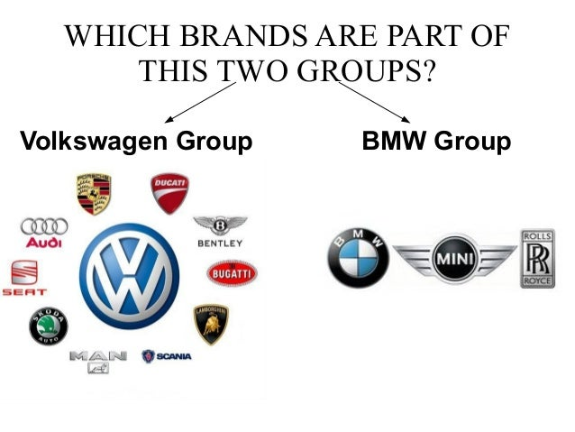 Luca Buffolano - BMW vs Volkswagen