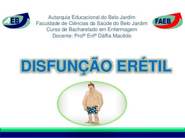 Autarquia Educacional do Belo Jardim Faculdade de Ciências da Saúde do Belo Jardim Curso de Bacharelado em Enfermagem Doce...
