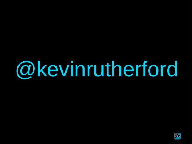 @kevinrutherford