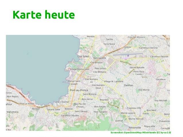 Karte heute Screenshot: OpenStreetMap Mitwirkende (CC by-sa 2.0)