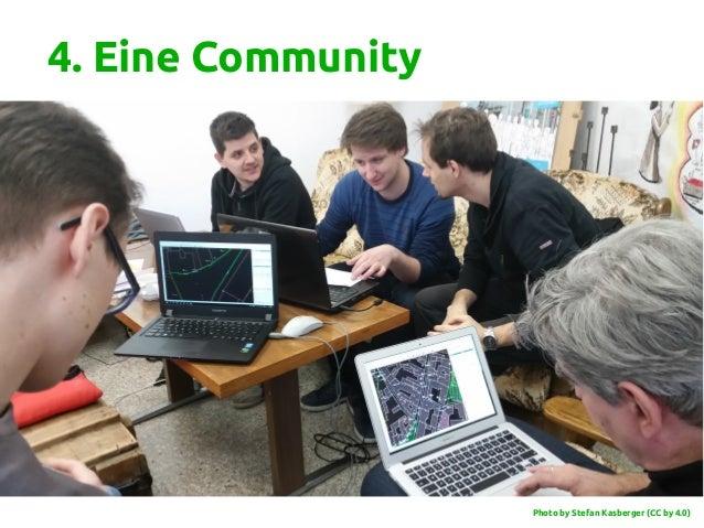 4. Eine Community Photo by Stefan Kasberger (CC by 4.0)