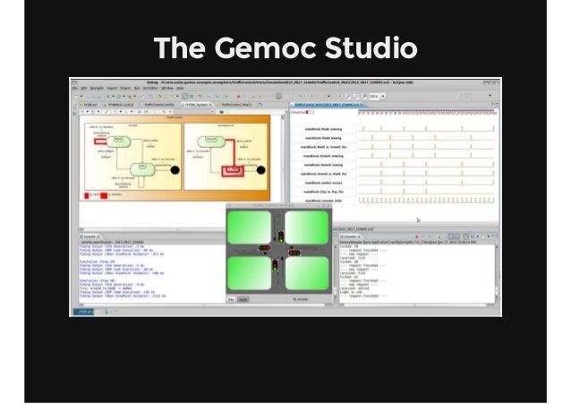 The Gemoc Studio